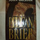The Pelican Brief. John Grisham, author. 1st Edition, 1st Printing. VG+/VG-