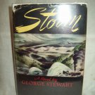 Storm. George R. Stewart, author. BC Edition.  VG+/VG