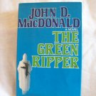 The Green Ripper. John D. MacDonald, author. BC Edition. NF/NF