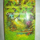 One Hundred Years Of Solitude. Gabriel Garcia Marquez, author. 1st English Edition. NF/NF