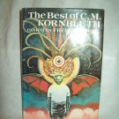 The Best Of C.M. Kornbluth. Frederik Pohl, editor. BC Edition. NF/NF