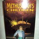 Methuselah's Children. Robert A. Heinlein, author. BC edition. NF/NF