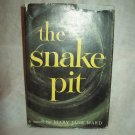 The Snake Pit. Mary Jane Ward, author. BOMC edition. VG+/VG-