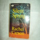 Silent Spring. Rachel Carson, author. 1st PPB Edition. Very Good