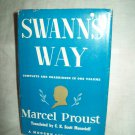 Swann's Way. Marcel Proust, author. Modern Library Edition. NF/ VG+