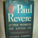 Paul Revere. Esther Forbes, author. BC Edition. VG-/VG-