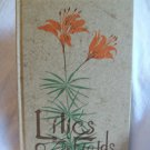 Lilies Of The Fields. Gwen Frostic, author. 1st Edition, 1st Printing. Fine