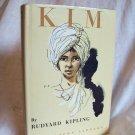 Kim. Rudyard Kipling, author. Modern Library # 99. NF/NF