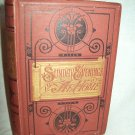 Sunday Evenings At Home. Rev. H. C. Adams, author. 1st Edition, 1st Printing. VG-