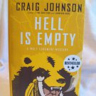 Hell Is Empty. Craig Johnson, author. 1st Edition, 1st Printing. NF/NF