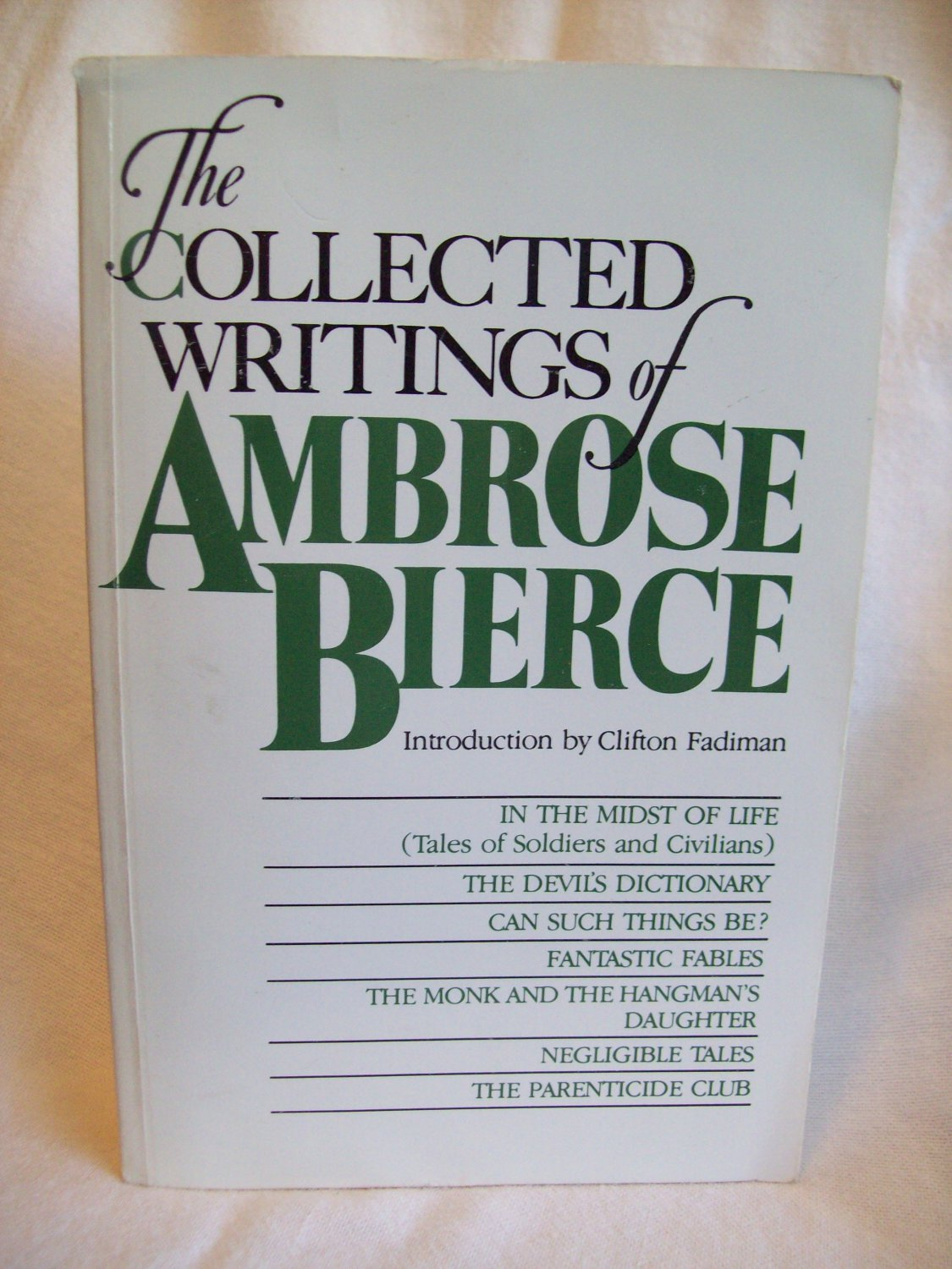 "an introduction to ambrose bierses an occurrence at owl creek bridge We will write a custom essay sample on ""an occurrence at owl creek bridge"" by ambrose bierce specifically for you for only $1638 $139/page."