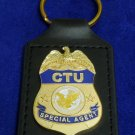 CTU Key Ring FOB
