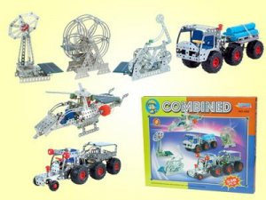 Solar DIY 6-in-1 (538 pcs)