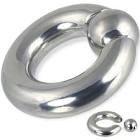 6g  S.S. Captive Bead Ring