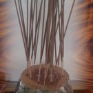 "Orange ~ 19"" Incense"