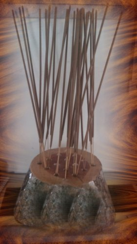 "Black Magic~ 19"" Incense"