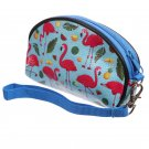 Funky Flamingo Small Make Up Bag