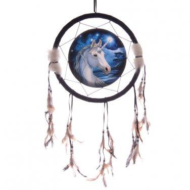 Mystical Unicorn 33cm Dreamcatcher