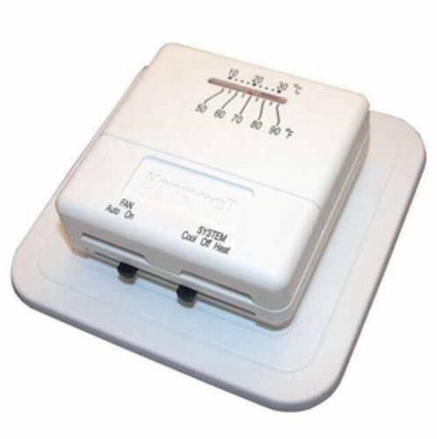 Honeywell Basic Thermostat  CT31A  Simple Design  Easy To Use