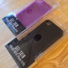 Rawlings Brand Gel Skin Case For iPhone 4 4S   Purple Or Black
