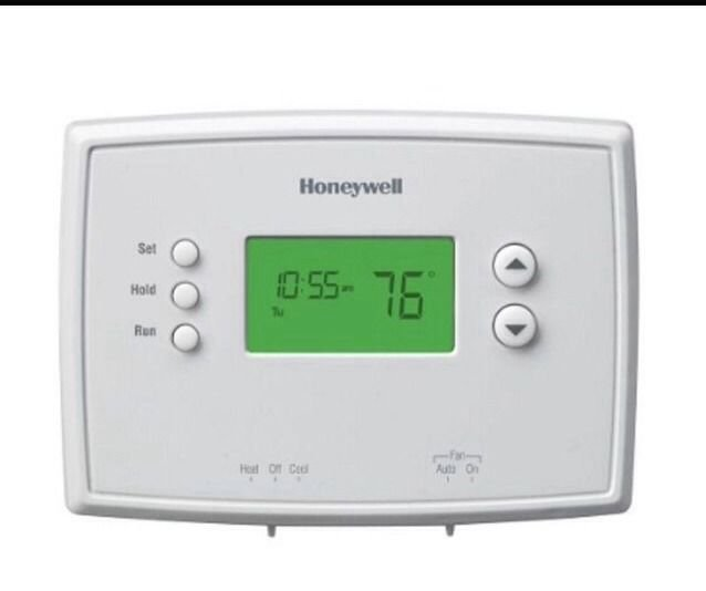 Honeywell 5-2 Day Programmable Thermostat with Backlight RTH2300B