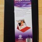 Props Pivot iPad Case Cover  iPad 2 3 4  Rotating Case 360 Degrees