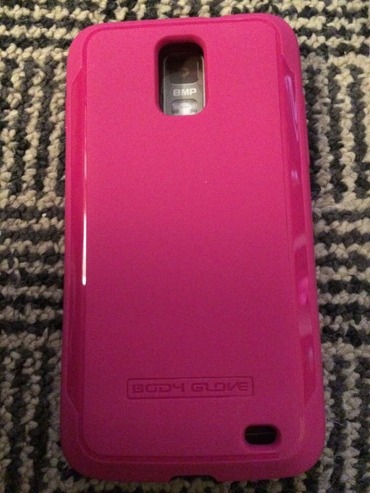 Body Glove Grasp Case For Samsung Galaxy S2 Skyrocket Pink   AT&T version