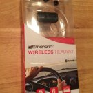 Emerson Wireless Bluetooth Headset EM229 Black