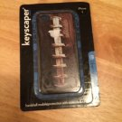 KeyScaper Football Image Hard Snap On Case for Apple iPhone 5 5S  PigSkin