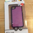 Case Logic Protective Case iPhone 4 4S Purple Metallic
