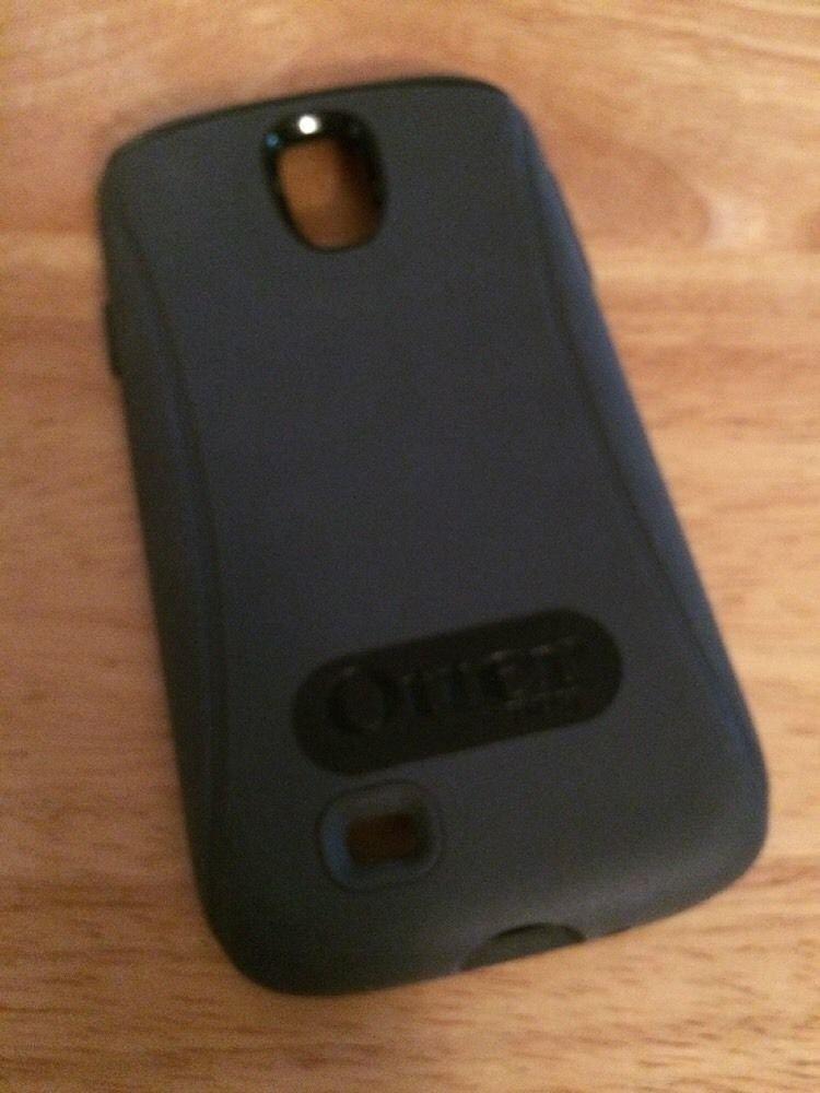 OtterBox Prefix Series Case Samsung Galaxy S4 SIV  OEM  Black / Grey
