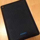 Apple iPad Skin Case by Modal Shell Cover Black And Blue Matte Finish