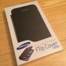 Genuine OEM Samsung Flip Cover Case for Samsung Galaxy Note 2 II Titanium w/ NFC