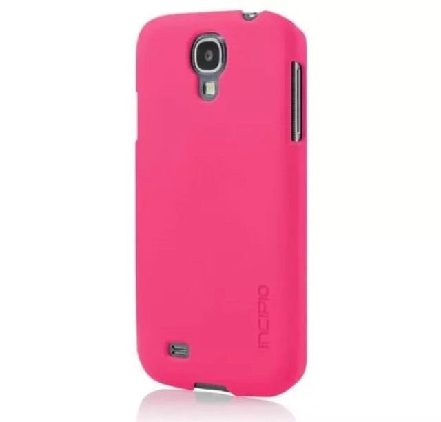 Incipio Feather Ultra Thin Case Cover Samsung Galaxy S4 Skin  Pink