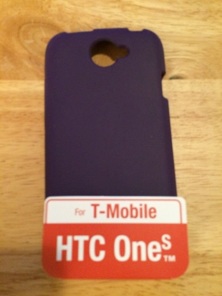 HTC ONE S Body Glove Grasp Case Cover  Purple  Gel Case for T-Mobile