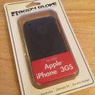 Apple iPhone 3GS Body Glove Grasp Case  Matte Smoke Grey Gel Case