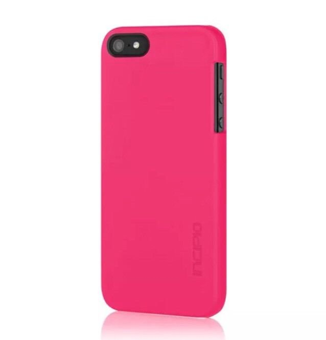 Incipio feather Ultra Thin Snap-On Case Cover for Apple iPhone 5 / 5S -  Pink