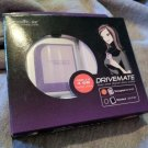 Drivemate Locking Digital Data Wallet 2.0 USB Vault 4 Gb Durable Ext. Hard Drive