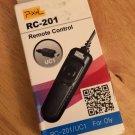 Pixel RC-201 UC1 Cable Shutter Remote Olympus E620 E600 E-PL2 E-P3 E-PL3 XZ-1