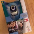 Logitech Quickcam Chat 961462-0403 Web Cam Bonus Headset Included