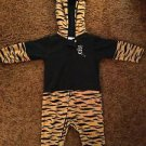 Child Sz 24mo MU Missouri Tiger's Costume Mascot Wear By Infinity