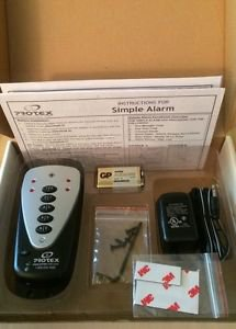 Protex Simple Alarm SA-4KP-BG Kit Numeric Keypad  Retail Alarm for Entry/Exit