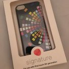 Signature Case for iPod Touch 5 5th Generation Colors & Squares