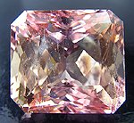 GENUINE KUNZITE OCTAGON SHAPE