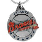 SWW16749KC - ATLANTA BRAVES KEY CHAIN