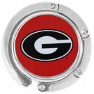 "SWW17774BH - UNIVERSITY OF GEORGIA ""BULLDOGS"" LOGO PURSE HOLDER"