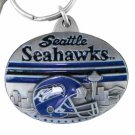 SWW20908KC - SEATTLE SEAHAWKS KEY CHAIN