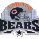 SWW20891P - CHICAGO BEARS GLOSSY METAL PIN
