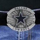 "SWW17766BK - DALLAS ""COWBOYS"" LOGO BELT BUCKLE"