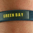 "SWW19027B - ""GREEN BAY PACKERS"" CUFF BRACELET"